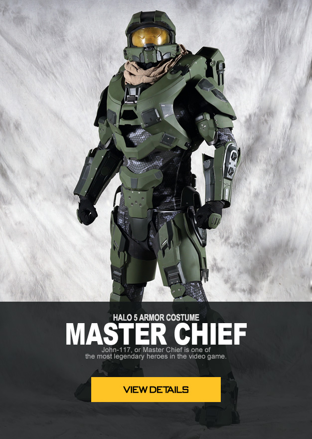 HALO 5 ARMOR COSTUME