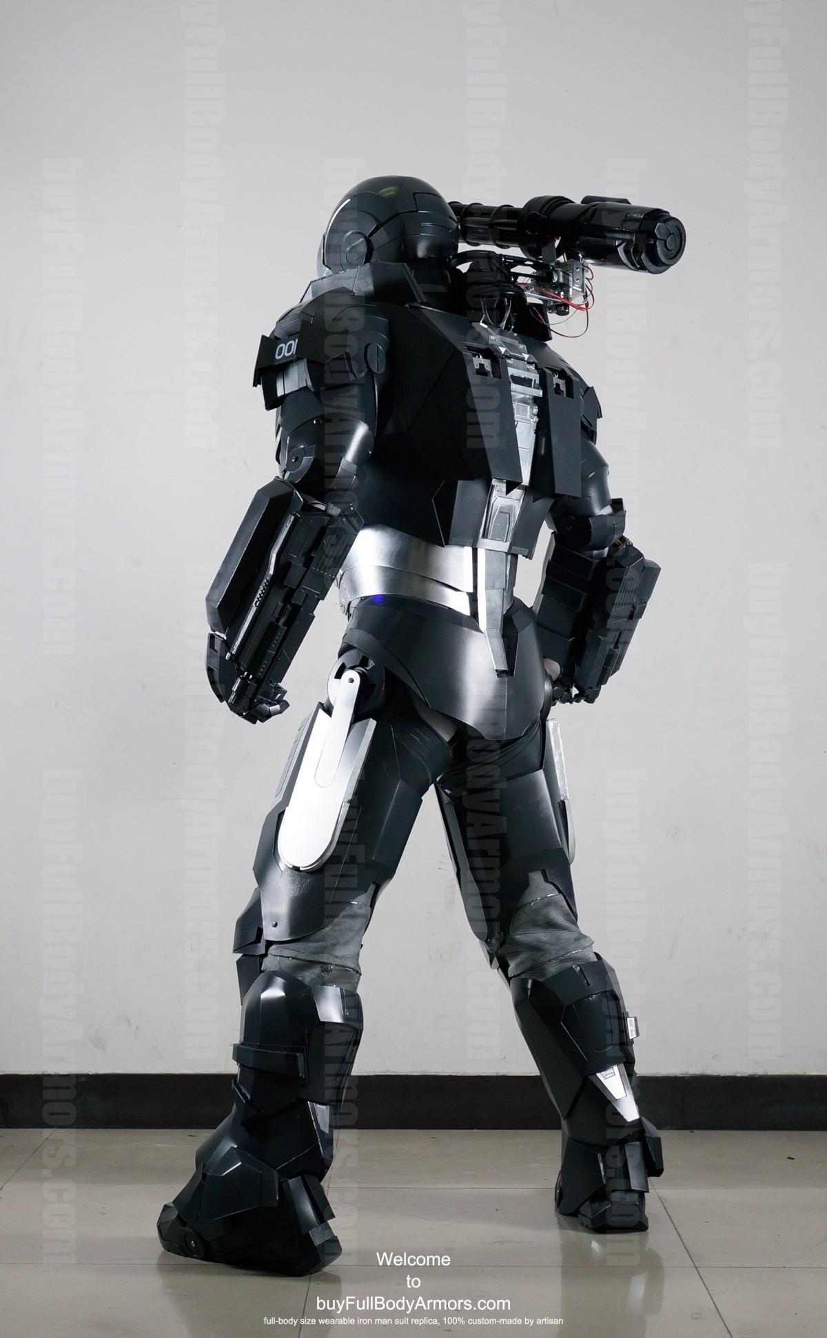 Buy Iron Man suit, Halo Master Chief armor, Batman costume