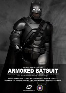 wearable armored batsuit