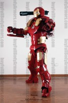 wearable war machine furious suit