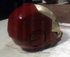 Wearable Iron Man suit costume Mark 6 (VI) components-14