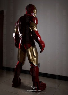 Wearable Iron Man suit costume Mark 6 (VI) side-1