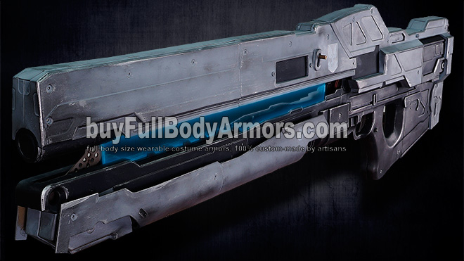 More Ultra High Definition Photos of the Halo Wars 2 ARC920 RailGun (Rail Gun) 2