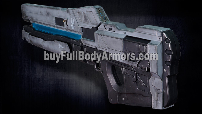 More Ultra High Definition Photos of the Halo Wars 2 ARC920 RailGun (Rail Gun) 3