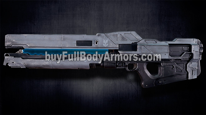 More Ultra High Definition Photos of the Halo Wars 2 ARC920 RailGun (Rail Gun) 4