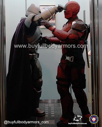 Iron Deadpool v Armored Batman [Comiket 92, Tokyo 2017] 3