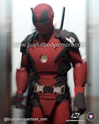 Iron Deadpool v Armored Batman [Comiket 92, Tokyo 2017] 6