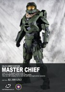 wearable master chief suit