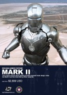 wearable iron man mark 2 suit