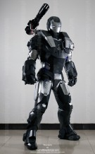 wearable war machine suit