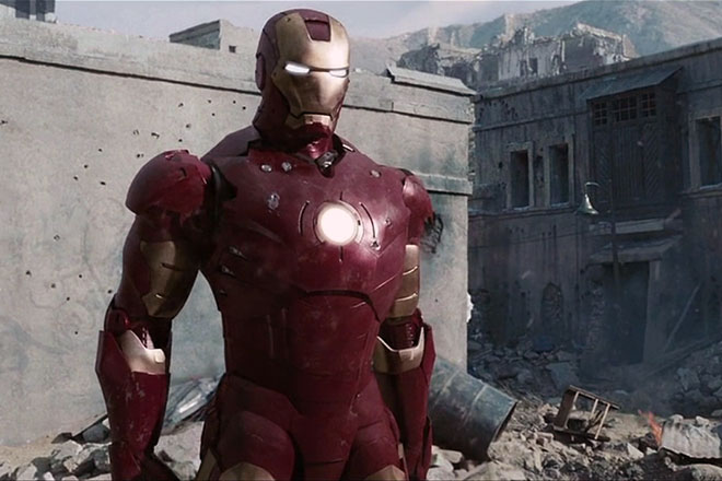 the Wearable Iron Man Mark III 3 Armor costume suit inspired 1