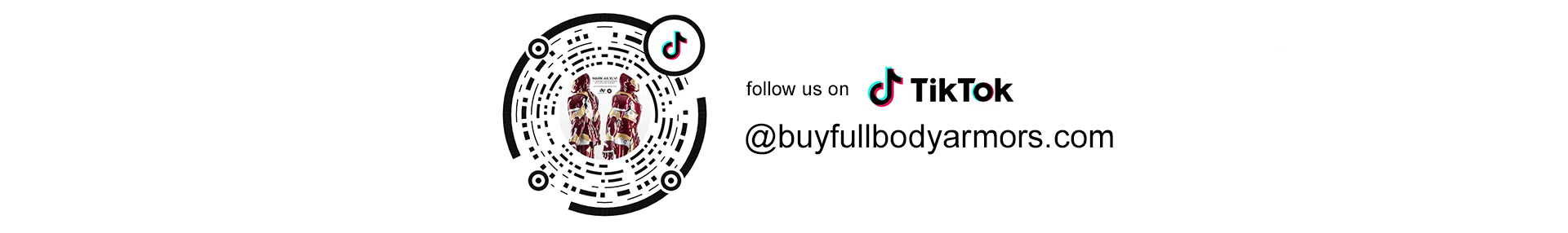 follow TikTok @buyfullbodyarmors.com