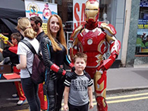 buyfullbodyarmors.com review iron man mark 43 armor costume suit