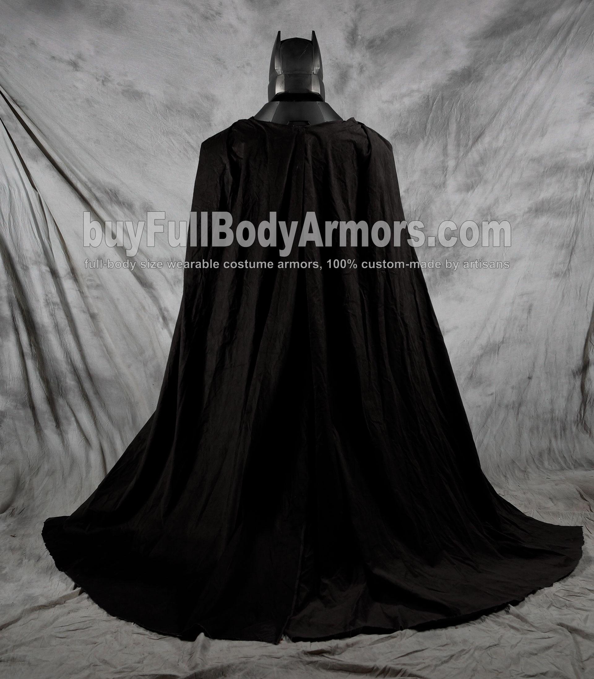 The Wearable Armored Batsuit (Batman armor suit costume) back