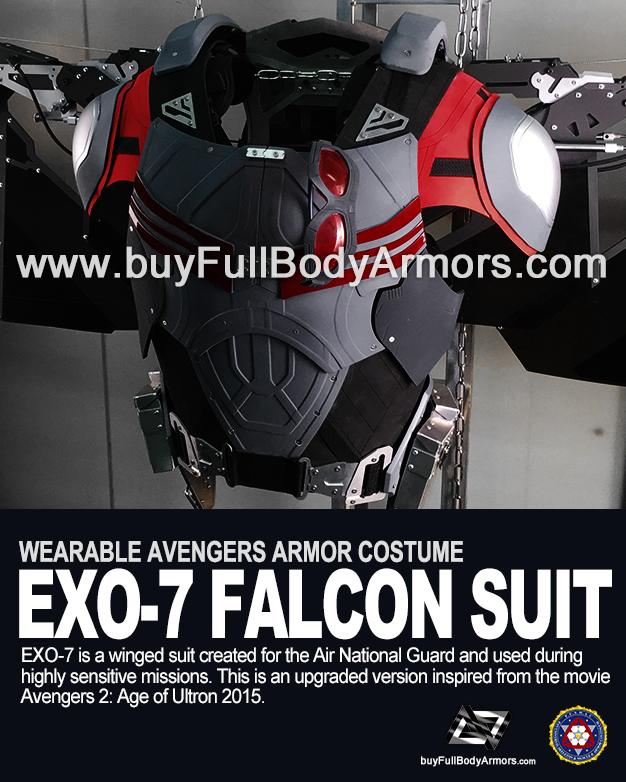 The Motorized Open-Close Mechanical Structure of the Back Armor - the Wearable Iron Man Mark 47 / 46 Armor Costume Suit prototype 1