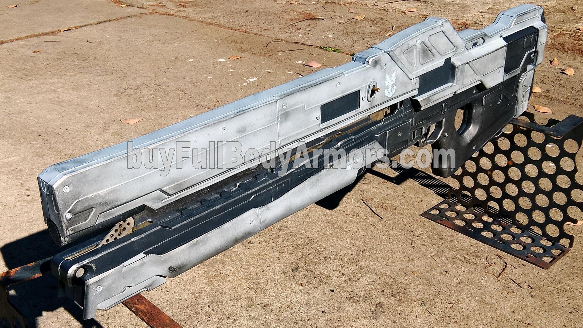 [Weathered Effect] Halo Wars 2 ARC920 RailGun (Rail Gun) 2
