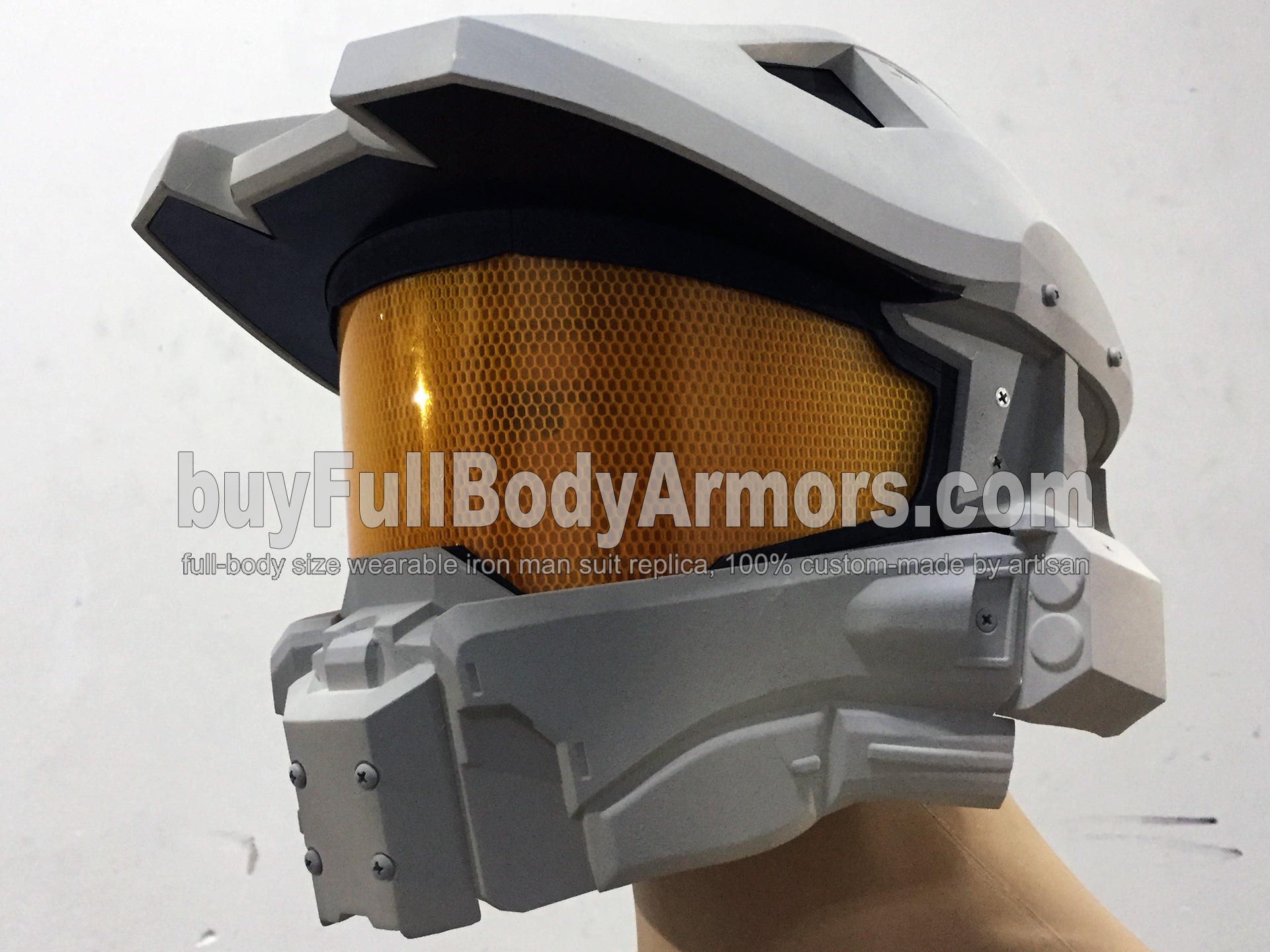 Halo 5 Master Chief Helmet Prototype 5
