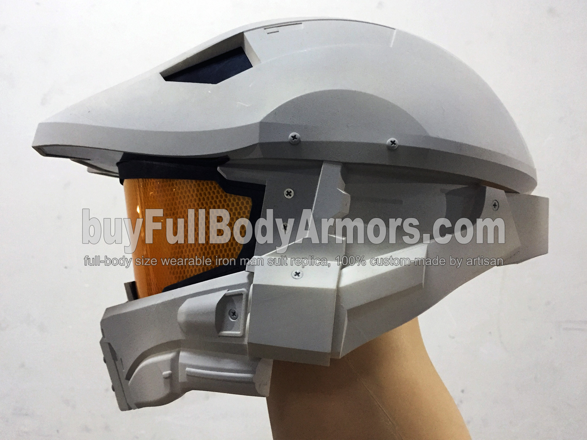 Halo 5 Master Chief Helmet Prototype 7
