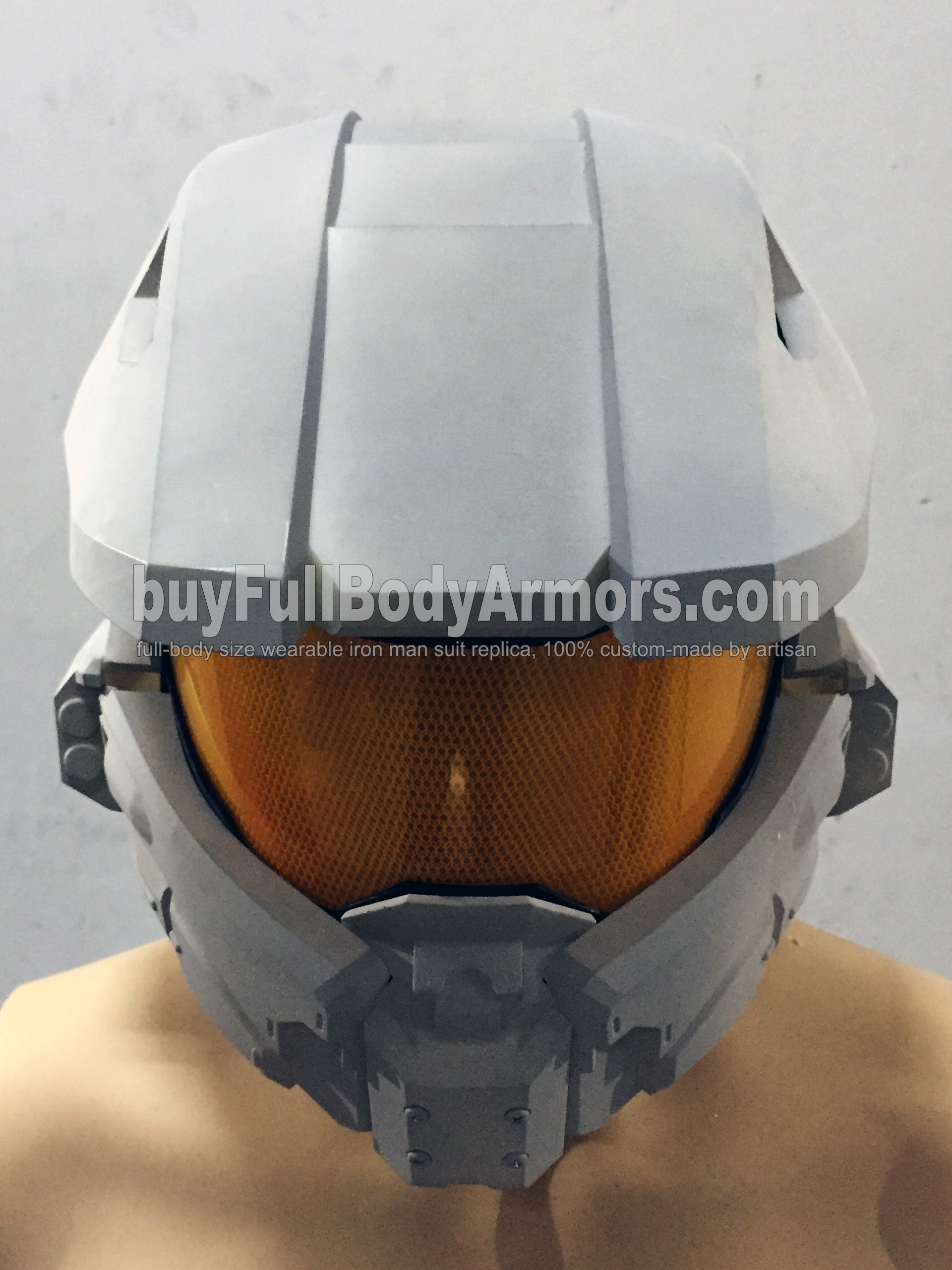 Halo 5 Master Chief Helmet Prototype 1
