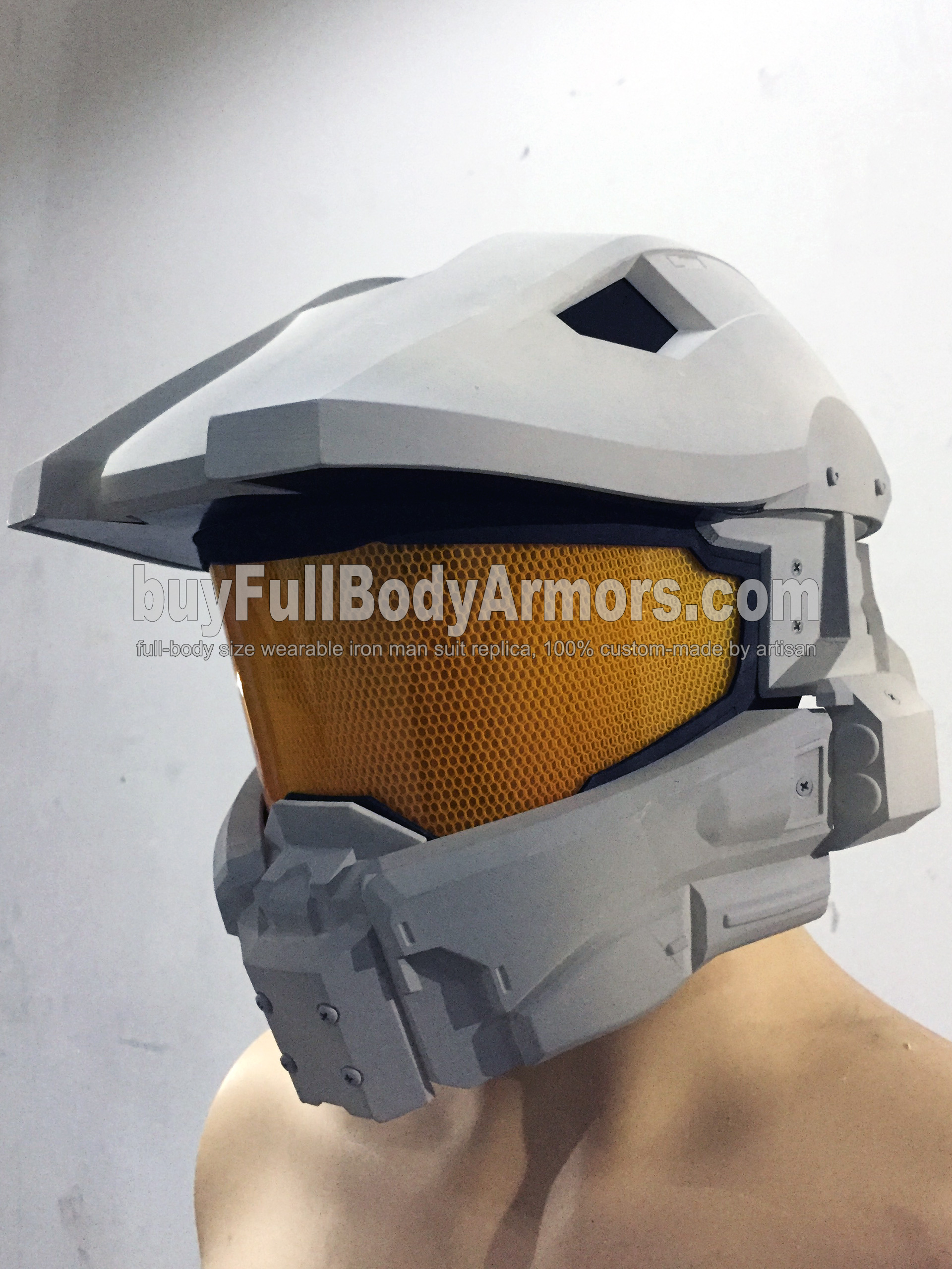 Halo 5 Master Chief Helmet Prototype 2