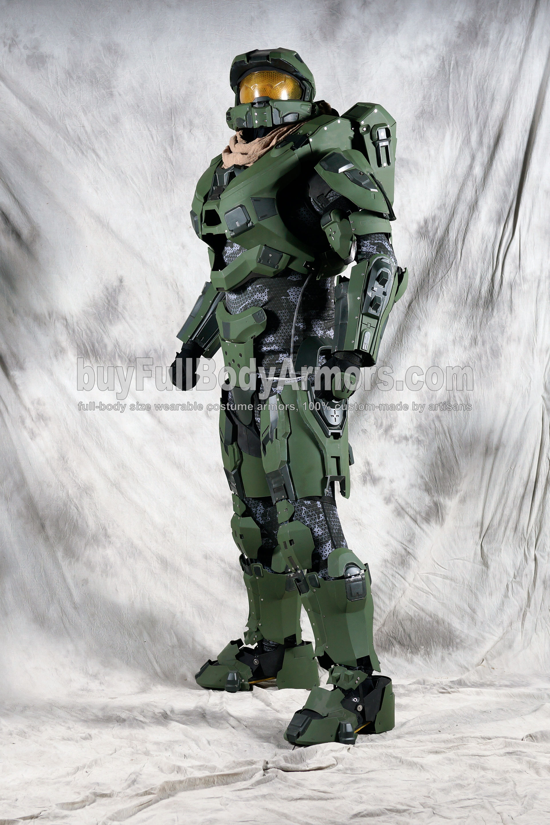 Halo 5 Master Chief Armor Suit Costume 1