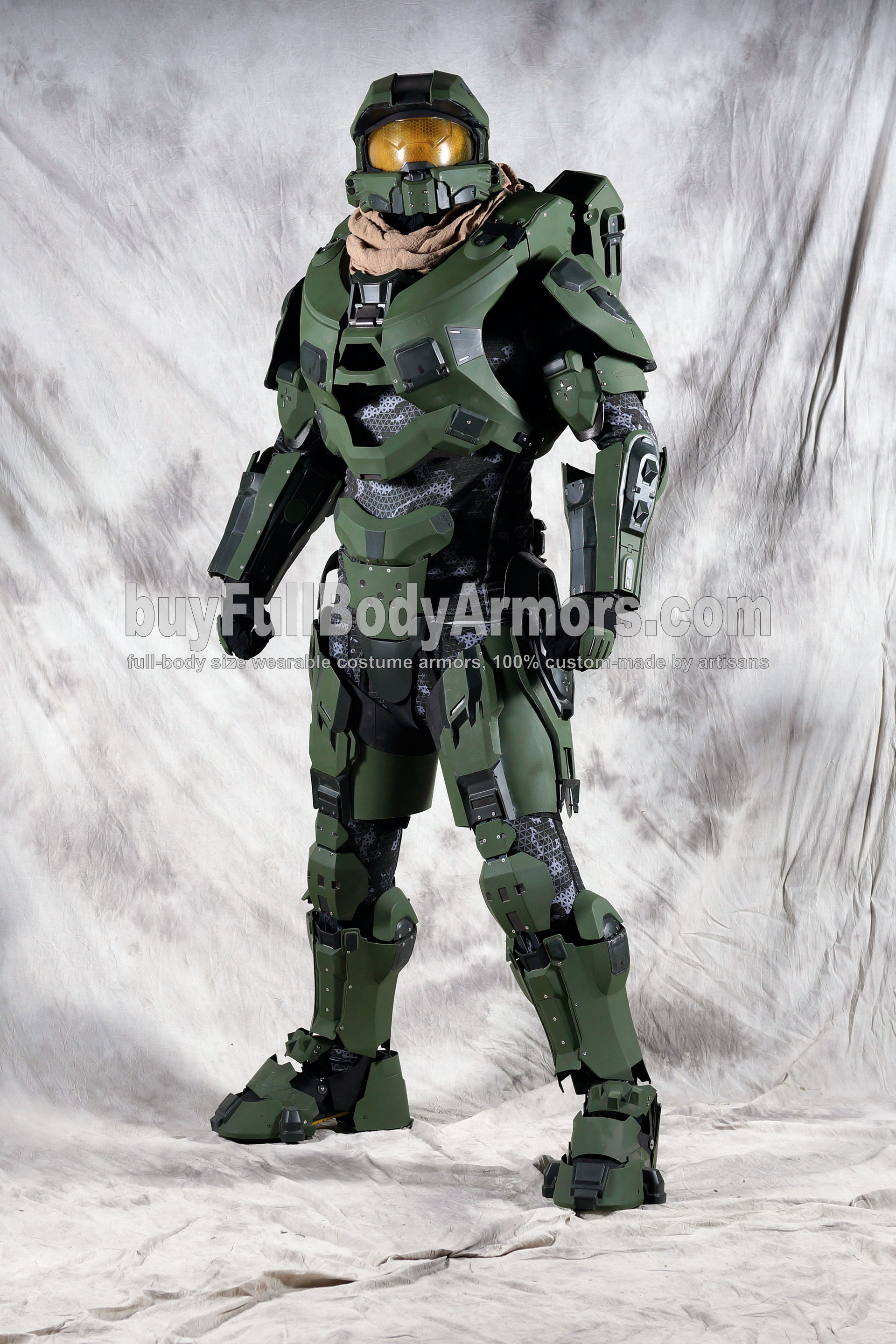 Halo 5 Master Chief Armor Suit Costume 2