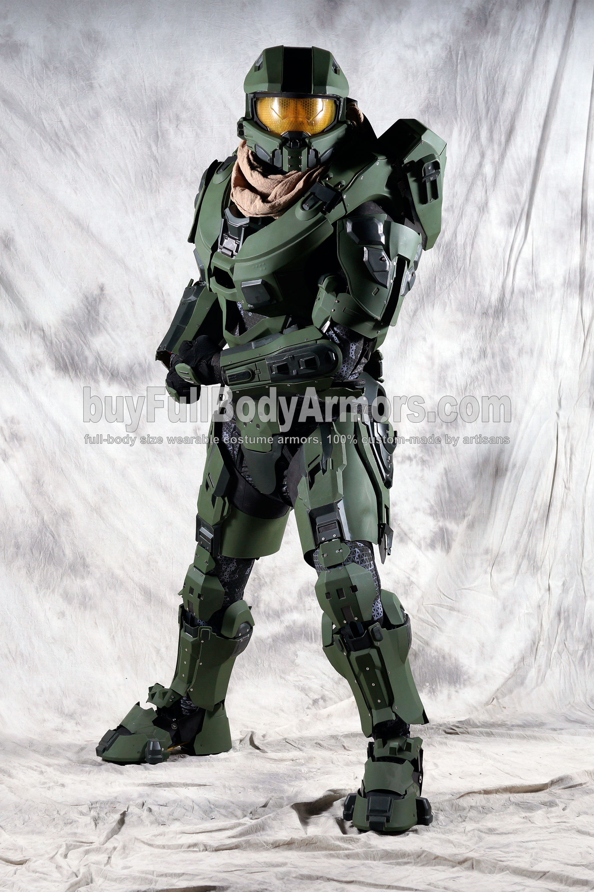 Halo 5 Master Chief Armor Suit Costume 3
