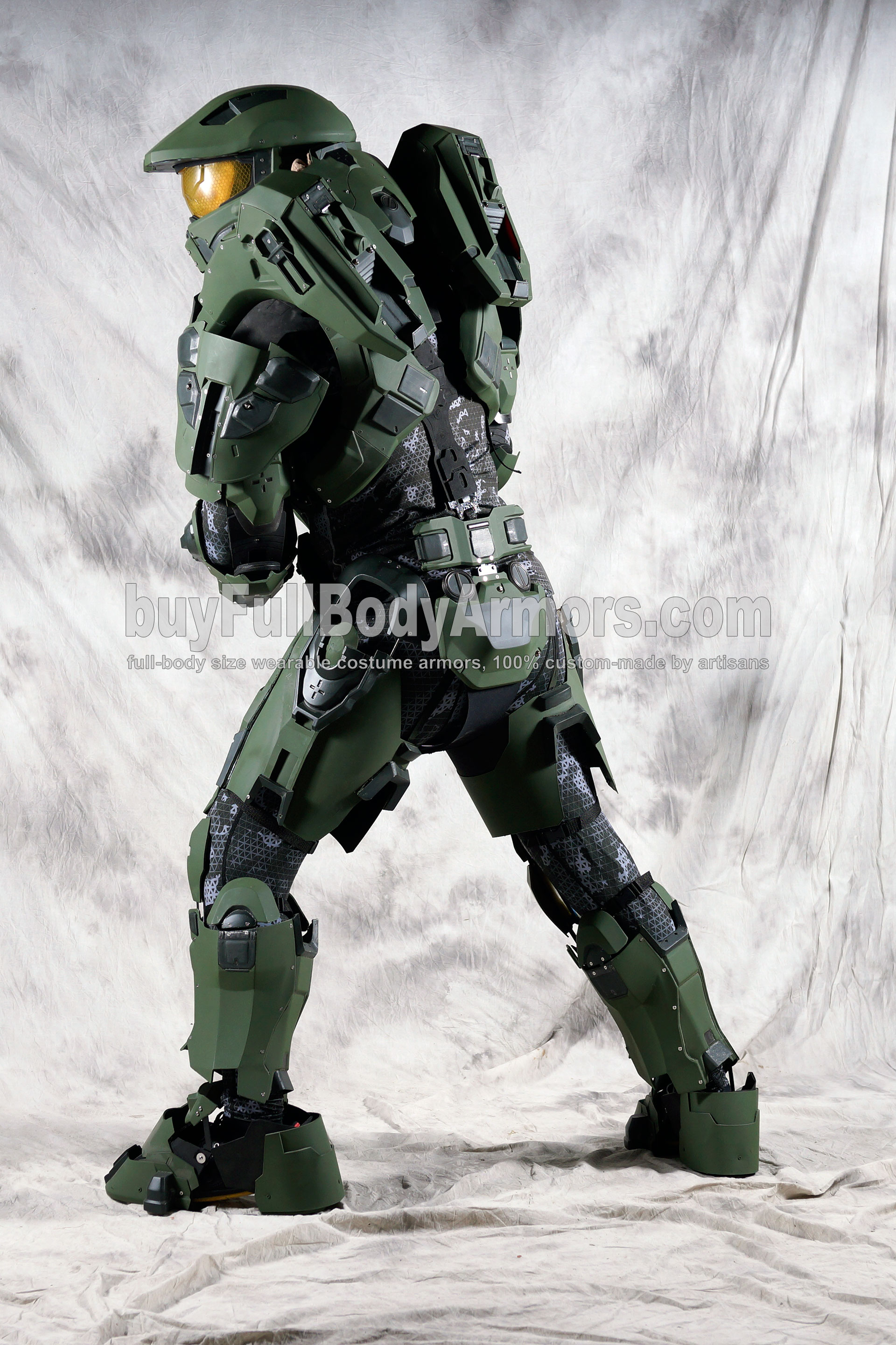 Halo 5 Master Chief Armor Suit Costume 4