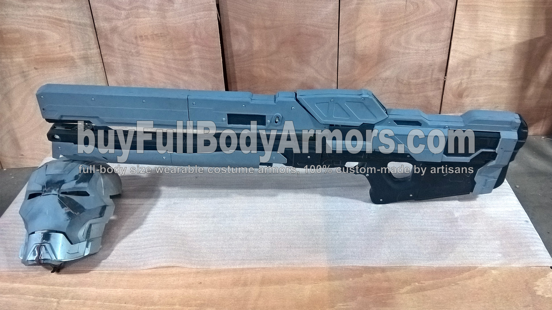 The Halo ARC920 RailGun Photos 1