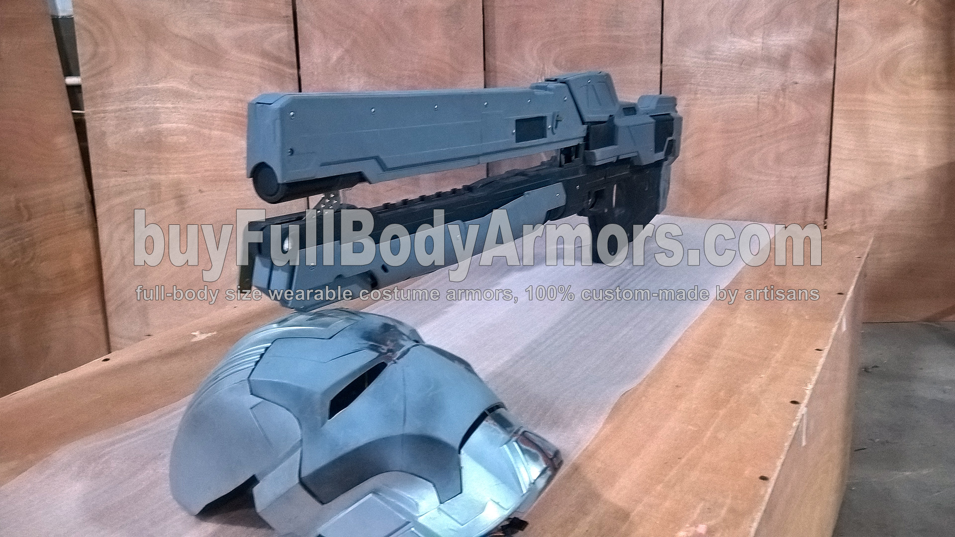 The Halo ARC920 RailGun Photos 4