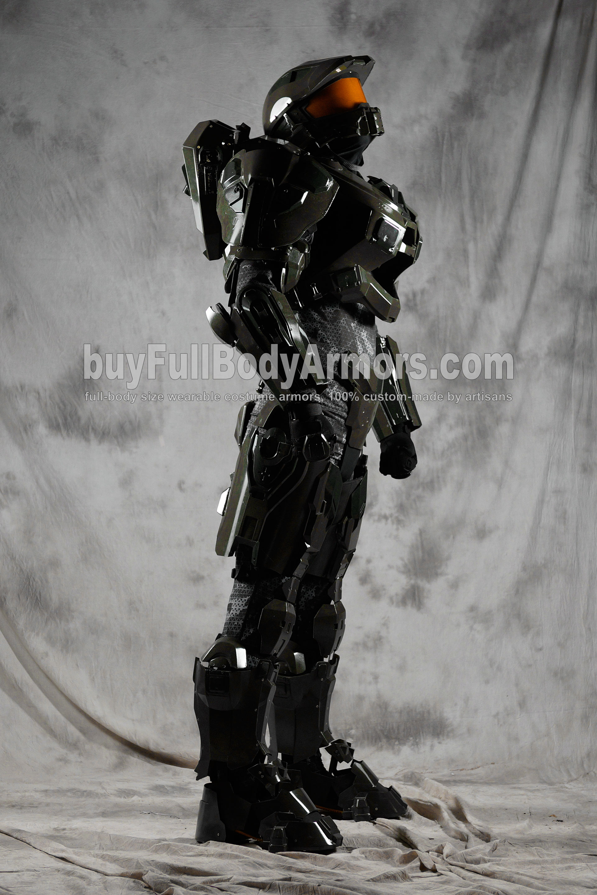 Wearable Halo 5 Master Chief Armor Suit Costume 1