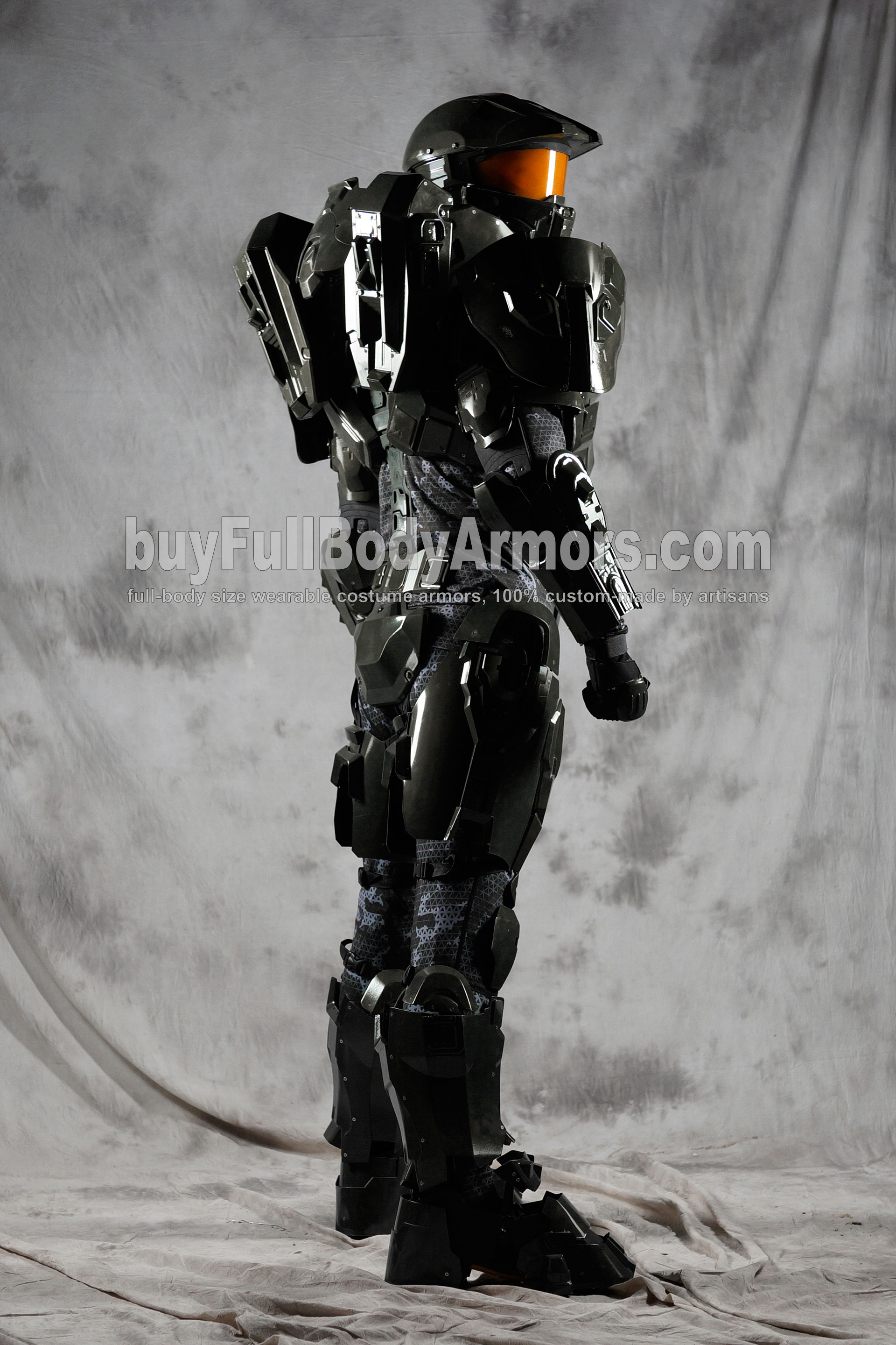 wearable halo 5 master chief armor suit costume 2