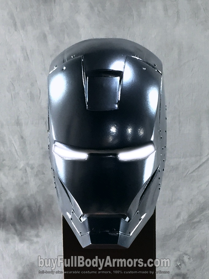 Wearable Iron Man Mark II (2) Helmet Prototype