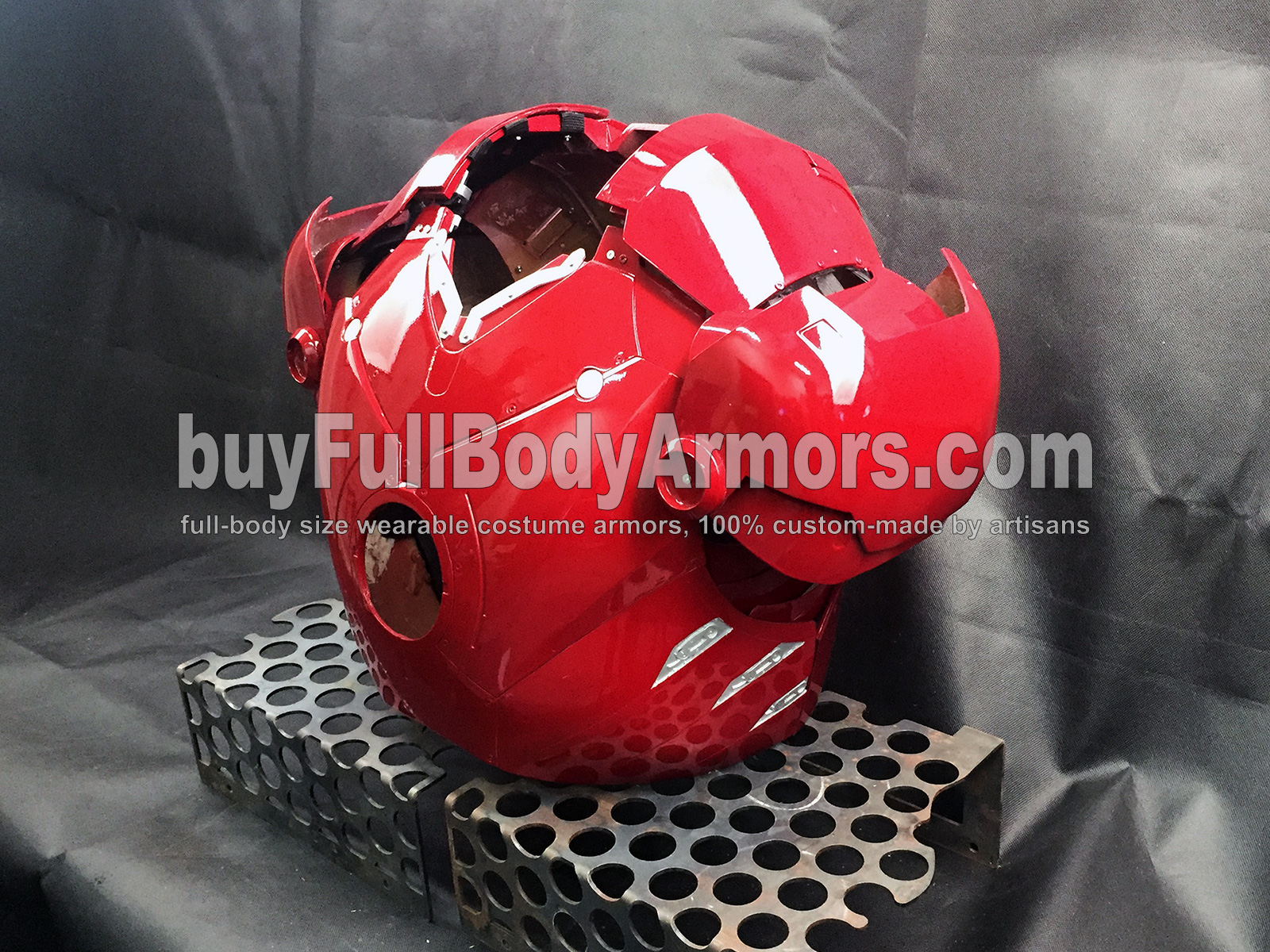 the Wearable Iron Man Suit Mark 3 III Armor Costume - Chest Prototype 2