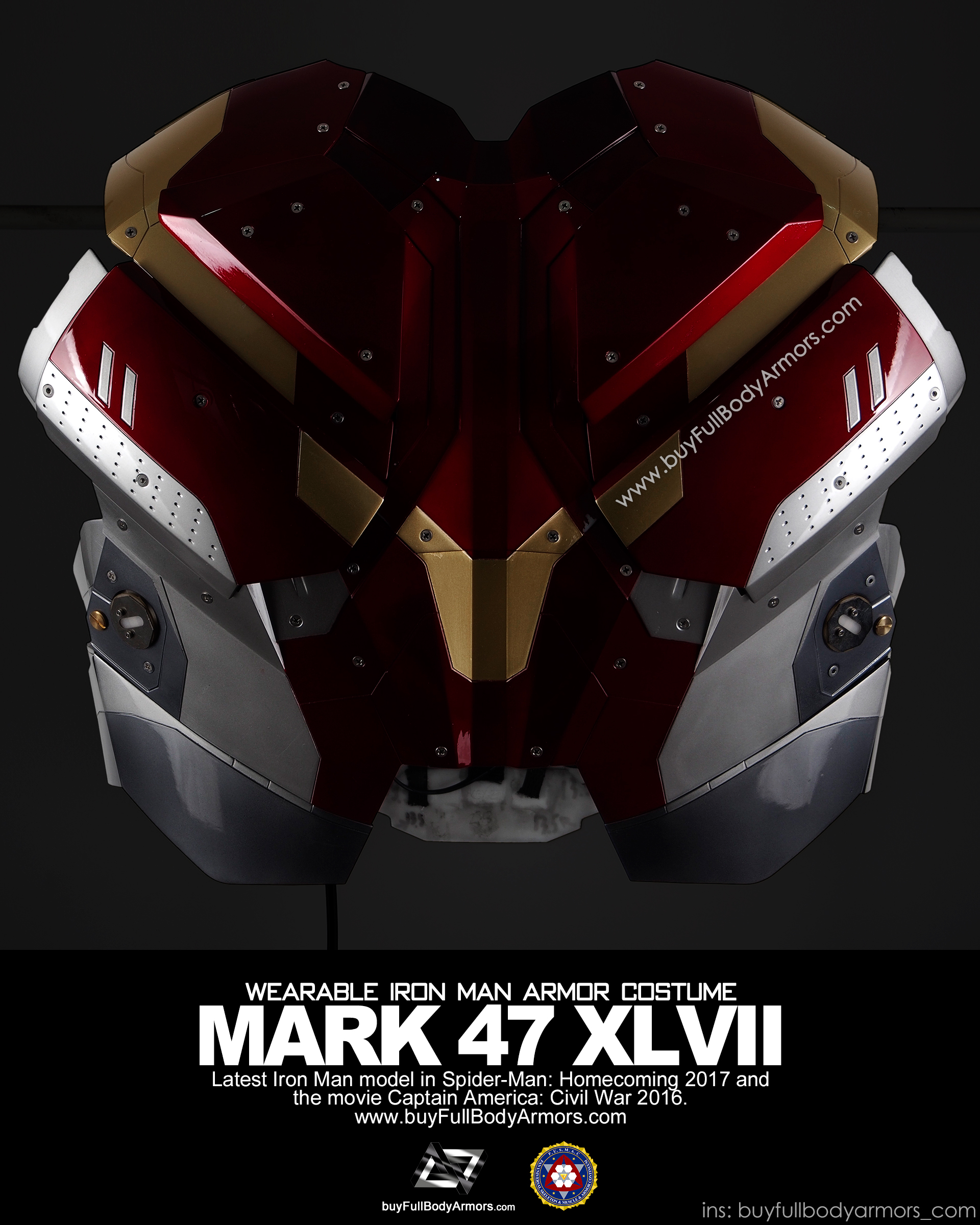 iron_man_mark_46_mark_47_armor_costume_suit_chest_back_armor_prototype_painted_demonstration_1