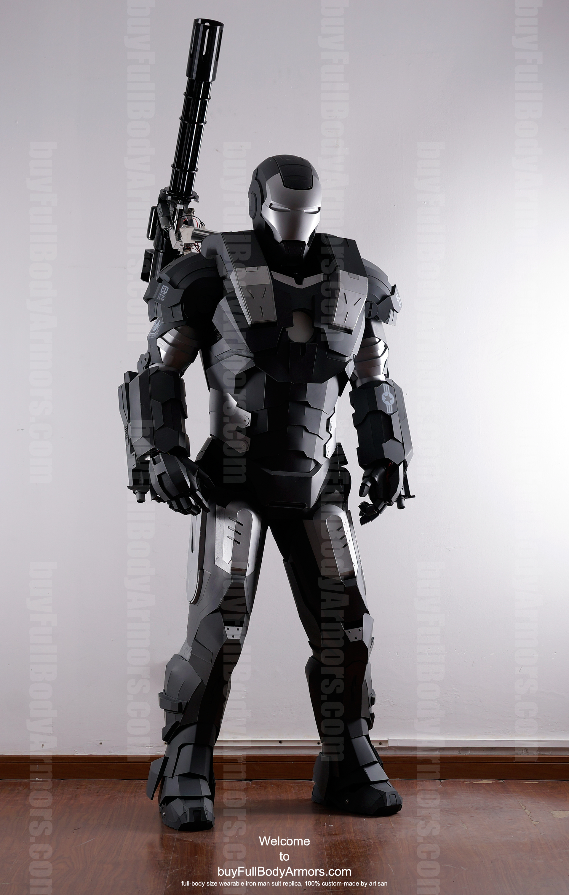 Buy Iron Man suit, Halo Master Chief armor, Batman costume, Star ...