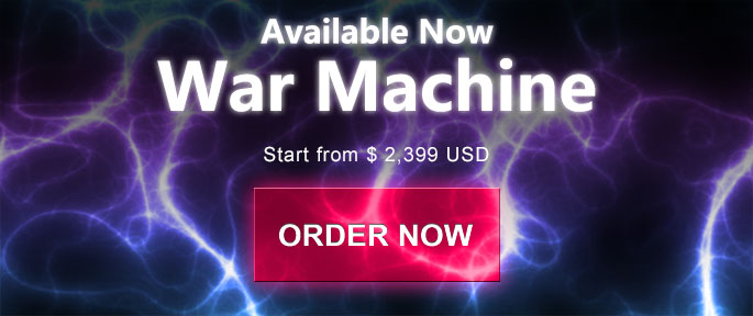 Buy the wearable War Machine Suit costume now!