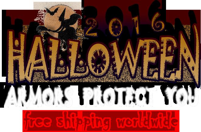 2016 HALLOWEEN - ARMORS PROTECT YOU