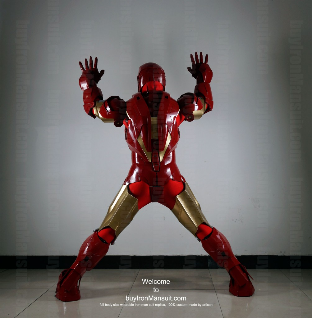 buy iron man suit Mark 6 back 2