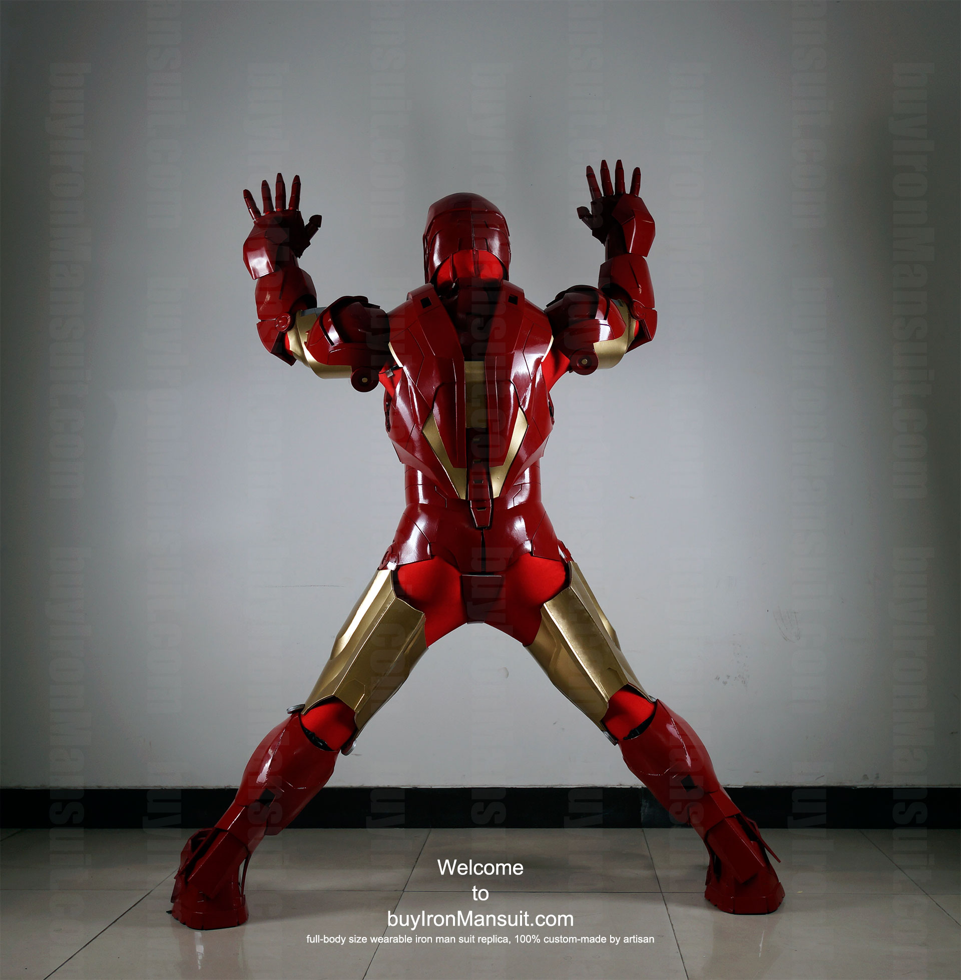 Buy Iron Man Suit Replica Buy Iron Man Suit Mark 6