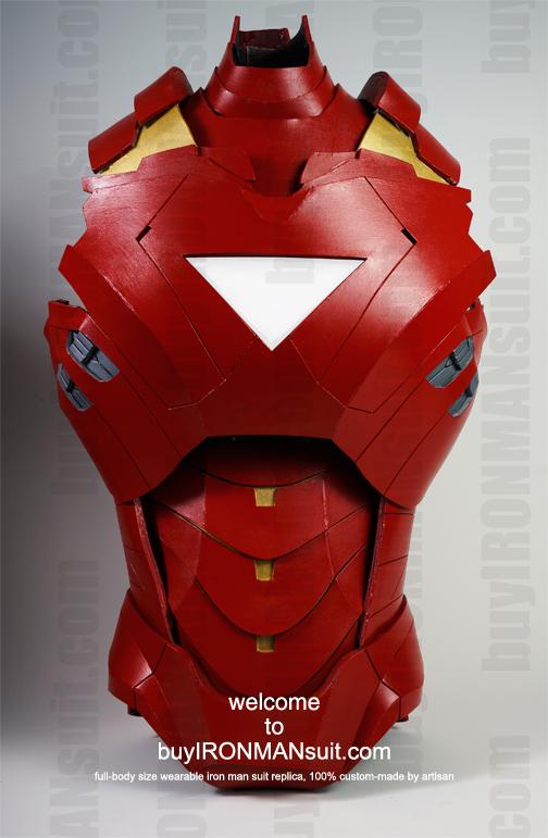 Как сделать костюм железного человека марк 6 - Luboil.ru