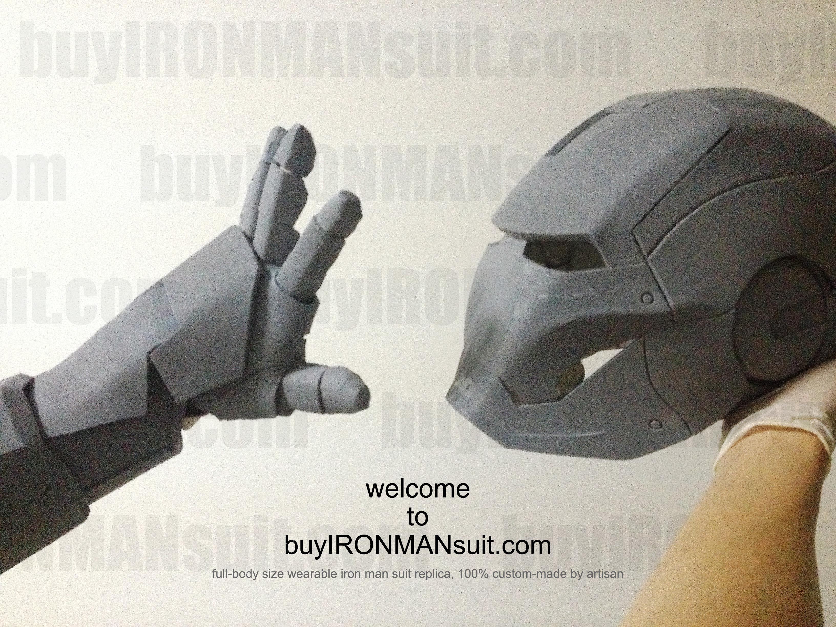Buy Iron Man Suit Replica Iron Man Costume Suit Mark6