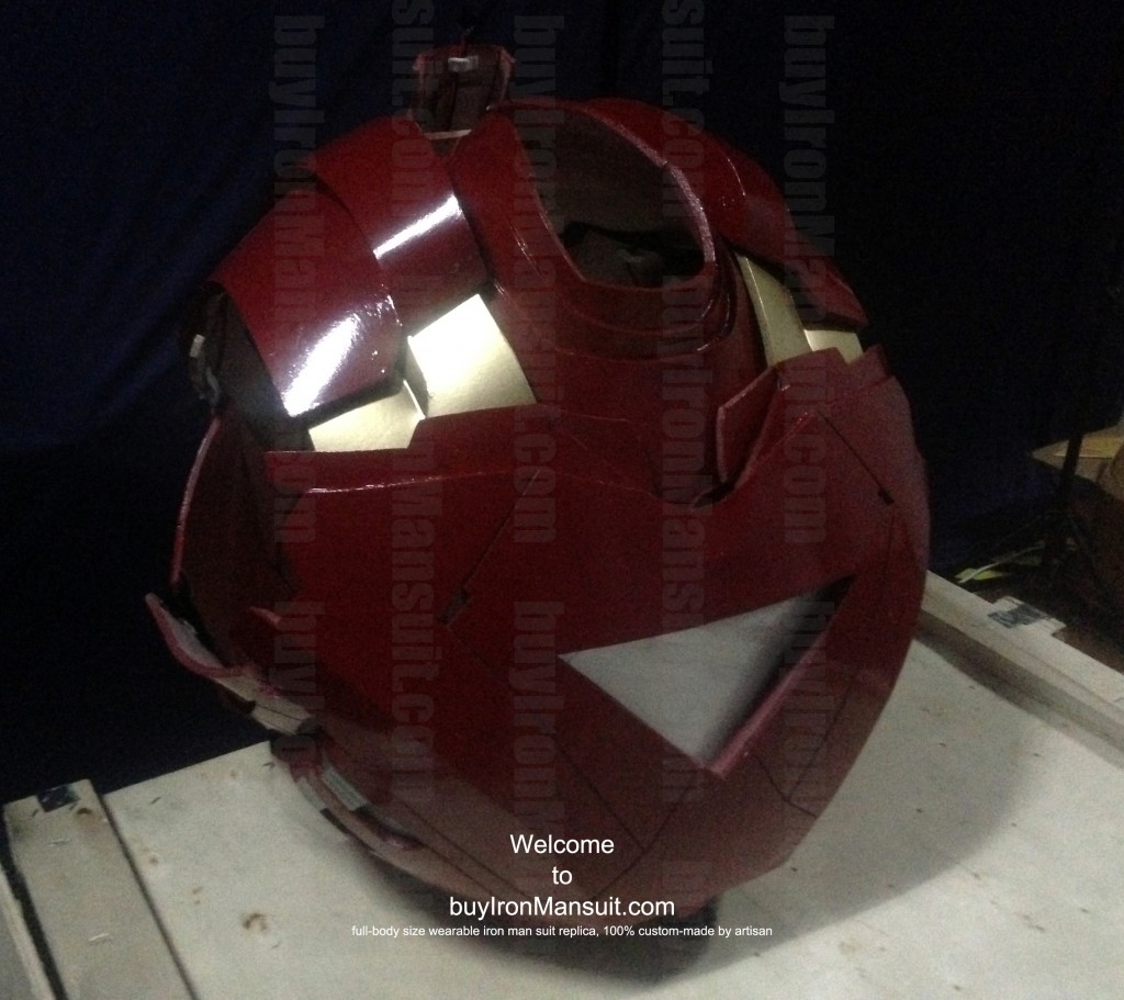 IronMan Mark VI Costume Chest Armor