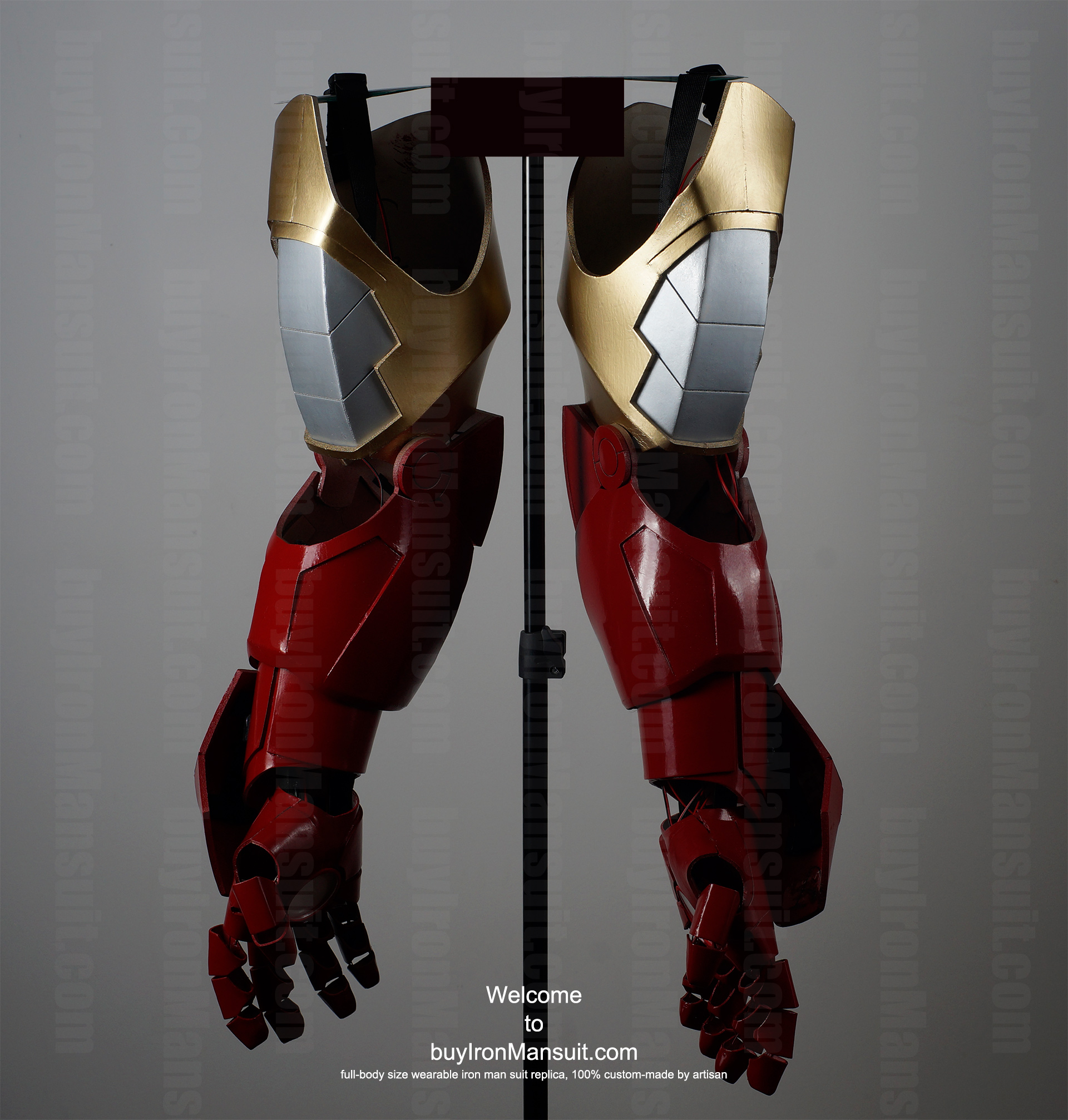 Iron Man Suit Technology Buy Iron Man suit, Hal...