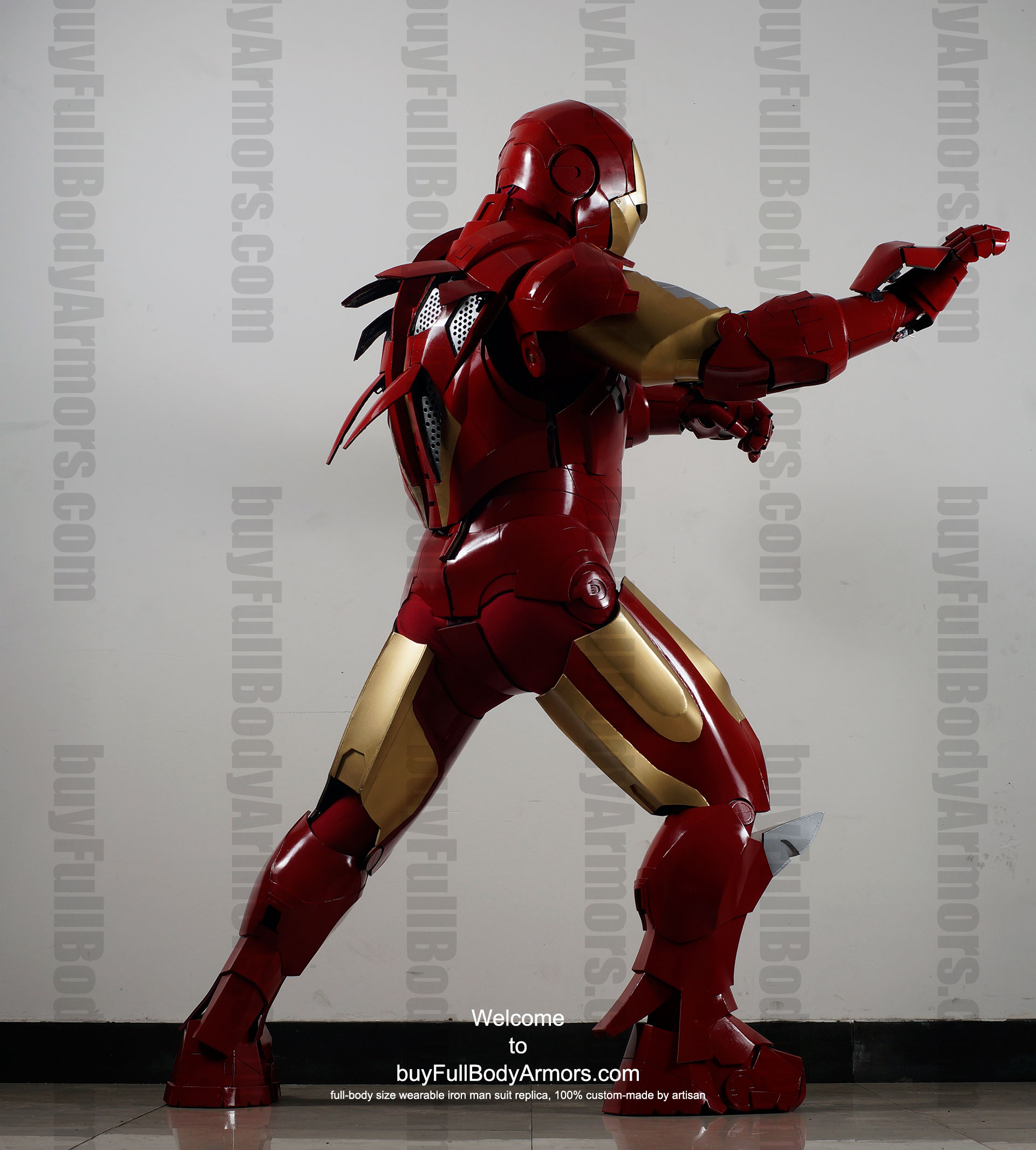 Iron Man Suit Cosplay Buy Iron Man Costume Suit