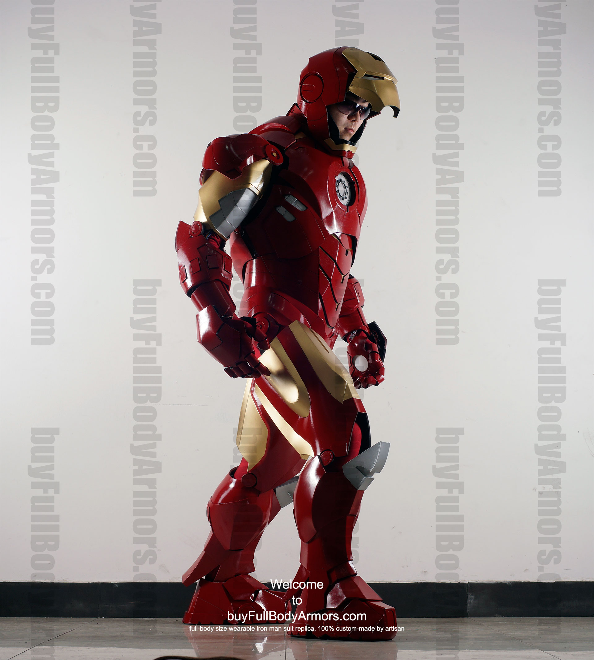 buy Iron man costume suit mark4