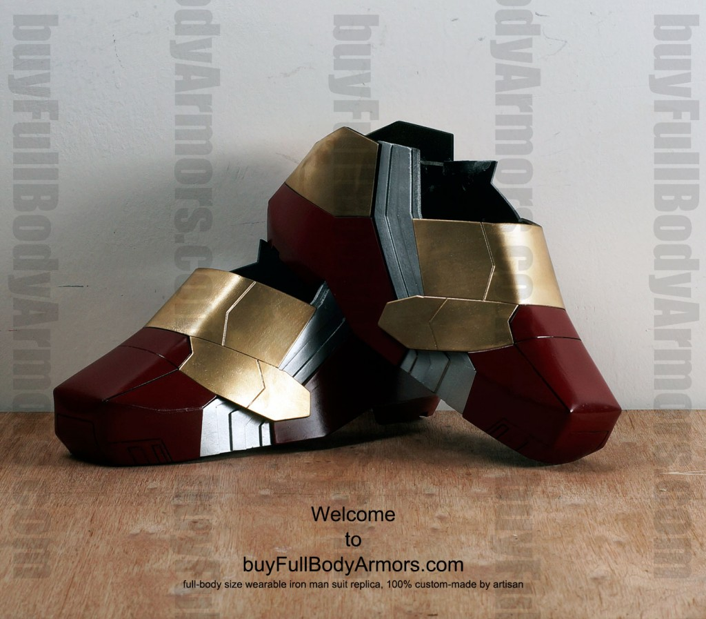 buy Iron Man suit Mark 42 Shoes
